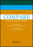 Compare Journal - BAICE - British Association for International and Comparative Education