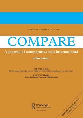 Compare journal cover