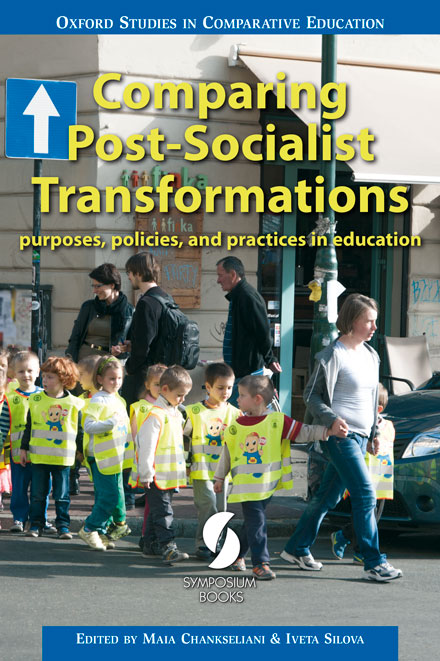 Book Cover image - Comparing Post-Socialist Transformations