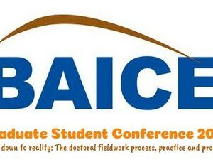 BAICE Student Conference 2019